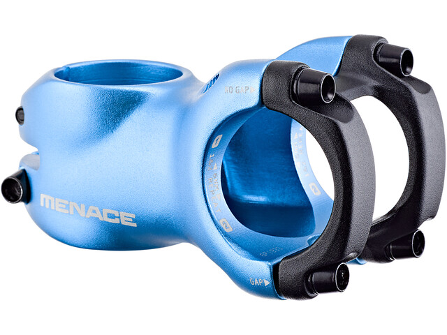 Sixpack Menace Potence Ø31,8mm, blue